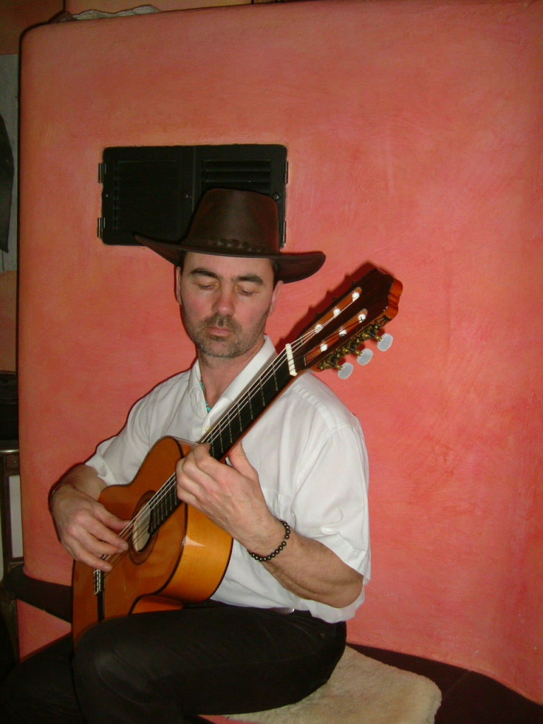 Gitarre kennenlernen